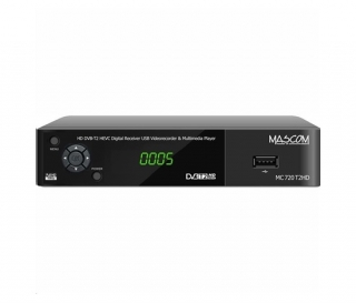 Mascom MC720T2 HD set-top box