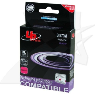Brother B-970M magenta, 10ml, kompatibil